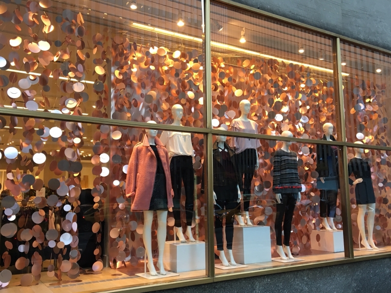New York Fall Wallpaper Window Graphics Window Signage Window Banners From Color X