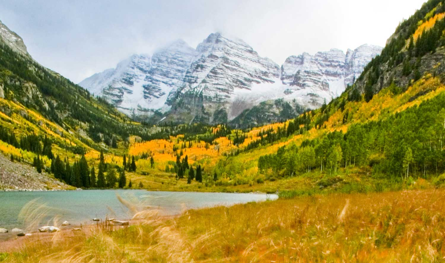 Fall Cabin Wallpaper Explore The Maroon Bells What You Need To Know Colorado Com
