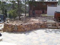 Retaining Walls Gallery - Fredell Enterprises, Inc.