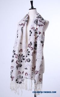 Cheap Cheap Closeout Printed Wool Scarf Women Shawl High ...