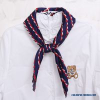 Cheap Square Scarf Joker Silk Scarves Fashion Knit