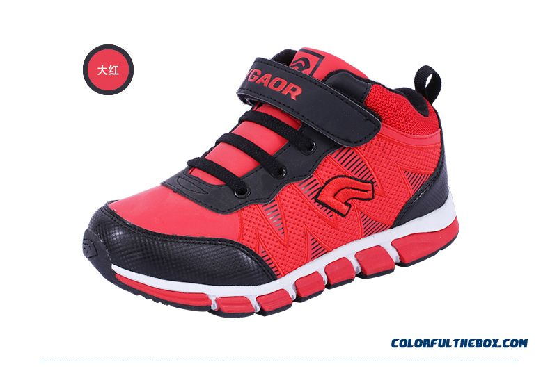 Cheap Boys Basketball Shoes Collision Avoidance Toe Cap