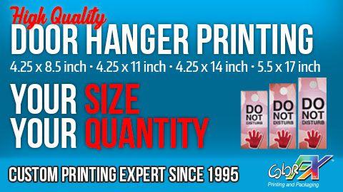 business card door hangers \u2013 ColorFX Blog