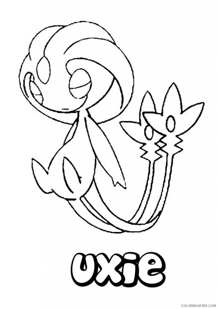 legendary pokemon coloring pages uxie auto electrical wiring diagram Kenwood Logo legendary pokemon coloring pages uxie