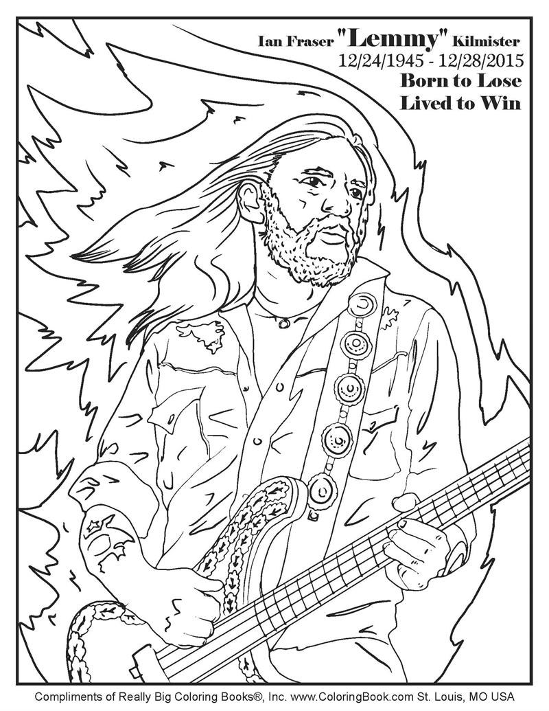 Coloring pages queen elizabeth 1 - Coloring Pages Queen Elizabeth Ian Fraser Lemmy Kilmister Free Online Coloring Pages Download