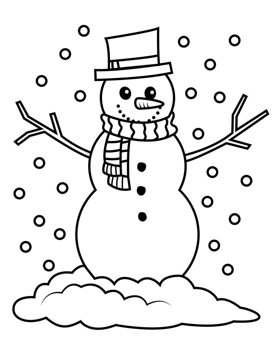 100 snowing coloring pages dearie dolls digi stamps free