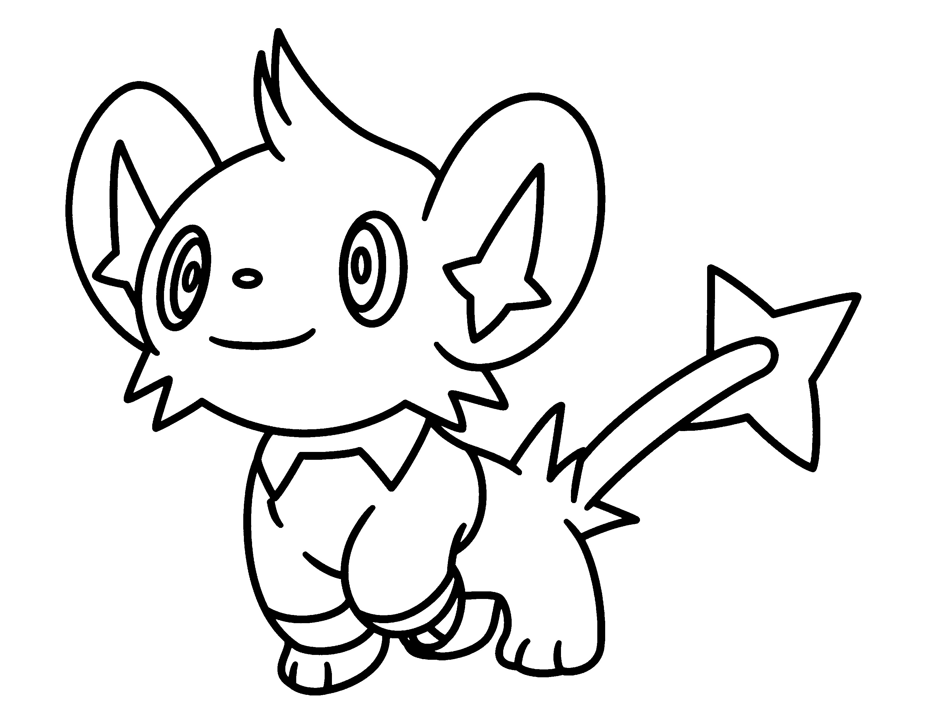 How To Print Pokemon Coloring Pages