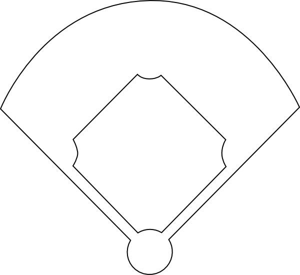 Baseball Field Template Teacherplanet - baseball field template
