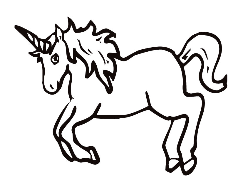 Printable Unicorn Coloring Pages ColoringMe