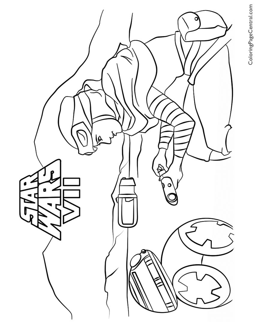 Bb 8 coloring pages -  Bb 8 Coloring Page Download