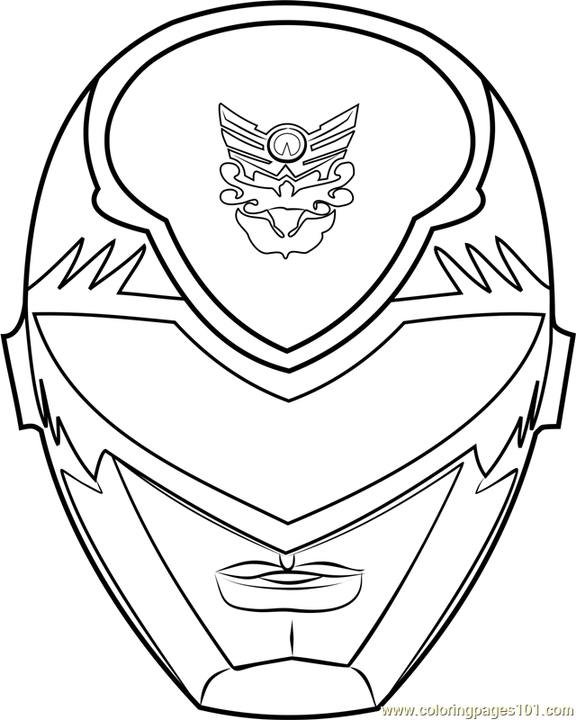 free coloring pages of pink power ranger mask auto electrical rh 123tractor me