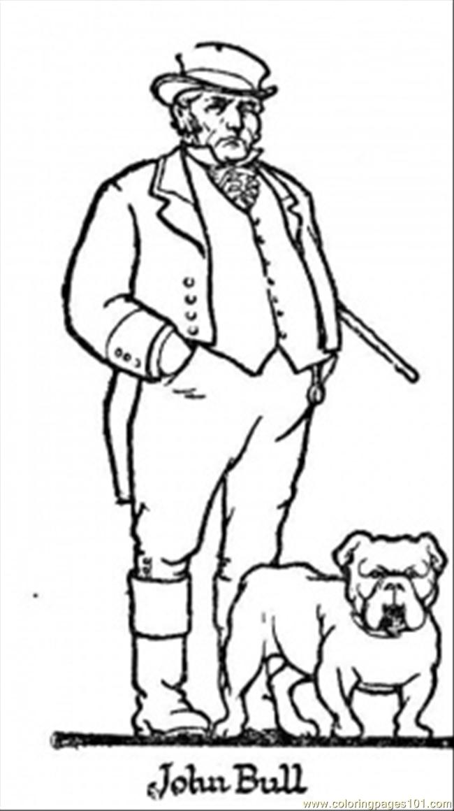 this man is proud of his dog coloring page auto electrical wiringthis man is proud of his dog coloring page