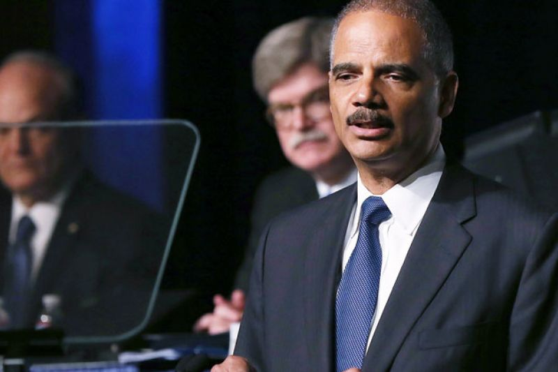Attorney General Holder Will Sue Texas Over Voter Id Law