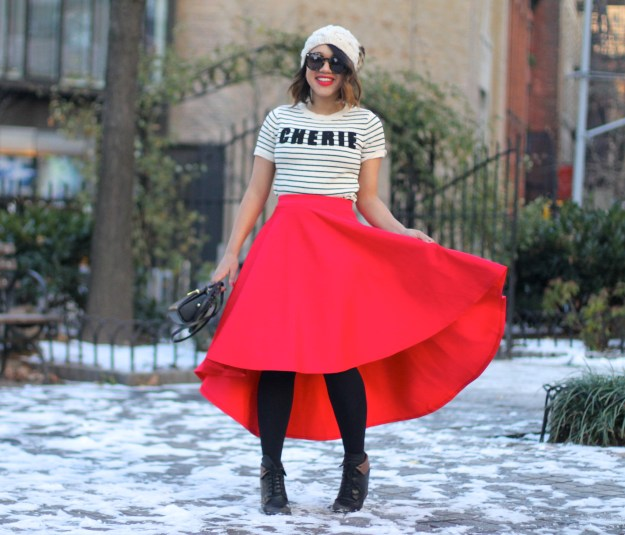 color me courtney color me courtney www.colormecourtney.com blogger color me courtney fashion blogger new york city blogger new york city style blogger black fashion blogger fashion blogger what to wear how to wear a midi skirt midi skirt for winter stripe midi skirt red midi skirt red midi skirt red midi skirt cherie sweater cherie shirt cherie tee cherie cherie forever 21 cherie forever 21 stripe sweeter stripe sweater tee striped sweater tee winter fashion what to wear for winter winter style winter fashion style