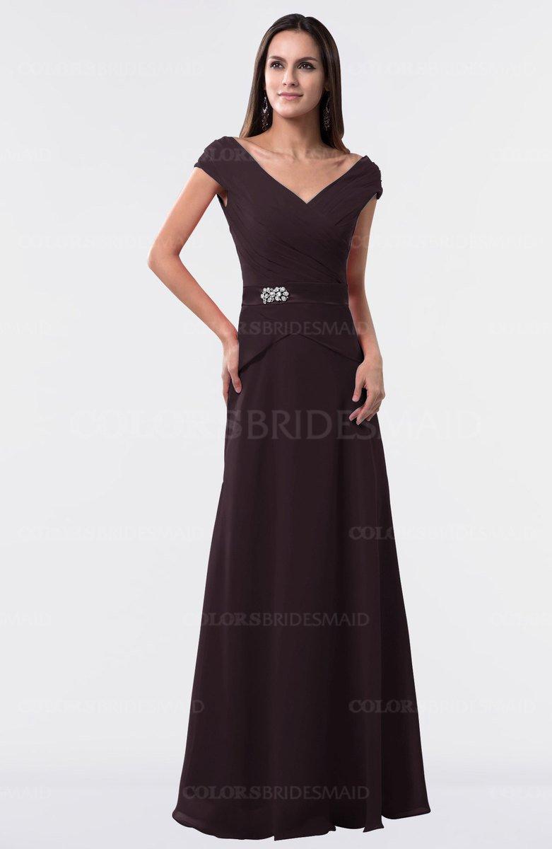 ColsBM Madelyn Italian Plum Bridesmaid Dresses