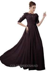 ColsBM Rene Italian Plum Bridesmaid Dresses - ColorsBridesmaid