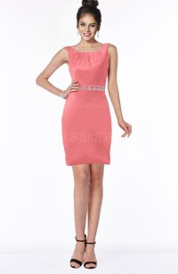ColsBM Meadow Shell Pink Bridesmaid Dresses - ColorsBridesmaid