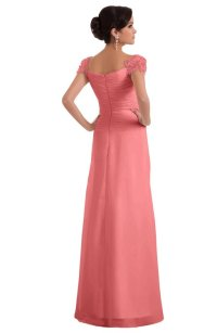 ColsBM Carlee Shell Pink Bridesmaid Dresses - ColorsBridesmaid