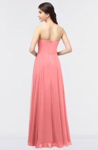 ColsBM Marlee Shell Pink Bridesmaid Dresses - ColorsBridesmaid
