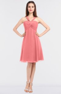 ColsBM Jessica Shell Pink Bridesmaid Dresses ...