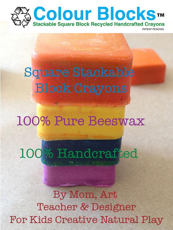 beeswax natural toddler crayons handcrafted, eco crayons