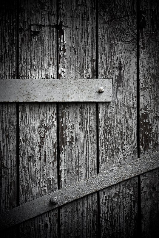 Black Wood Grain Wallpaper Dark Wooden Door Background Stock Photo Colourbox