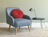 Top 10: compact armchairs for small spaces  Colourful