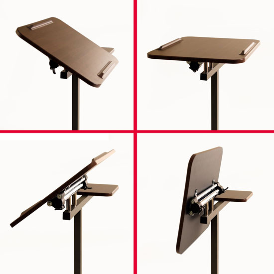 Best Mobile Laptop Stands For Presentation Laptop Carts