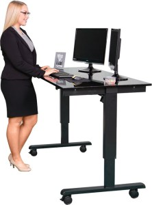 Stand Up Desk Store 60 Inch Electric Stand