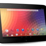 Nexus 10, Google's First 10-inch Tablet