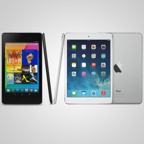 Apple iPad Mini 2 with Retina Display vs Nexus 7 II