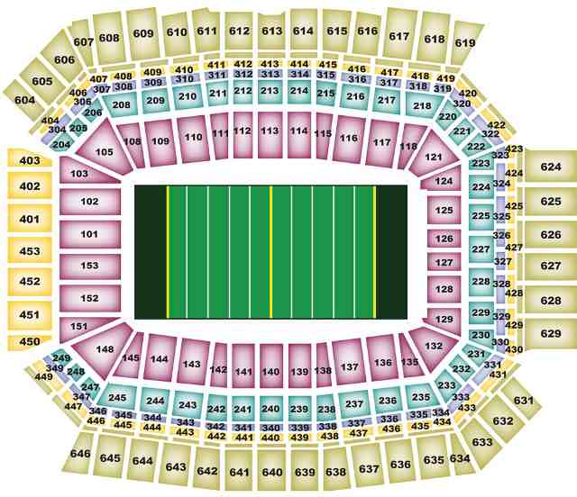 Lucas Oil Seating Chart Colts Elcho Table