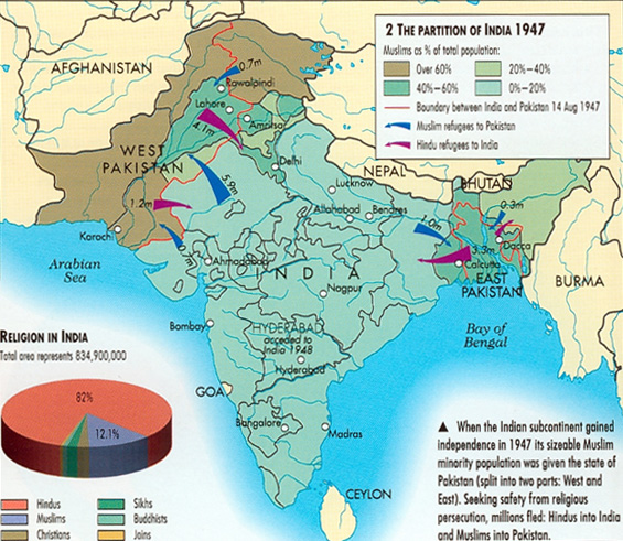 41 Independence and Partition - The History of India