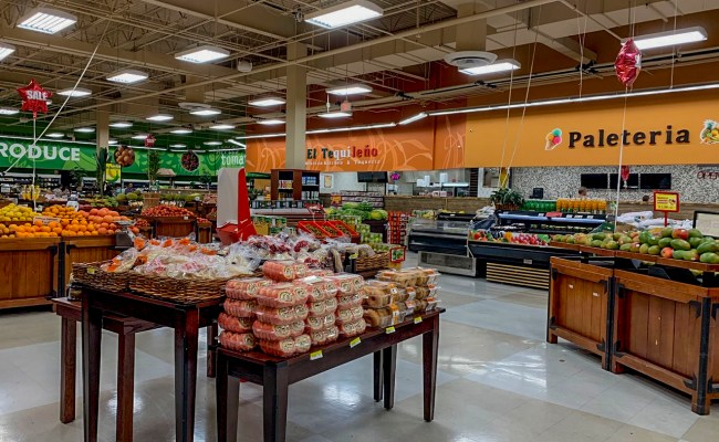 The New Saraga International Grocery Store In North Linden