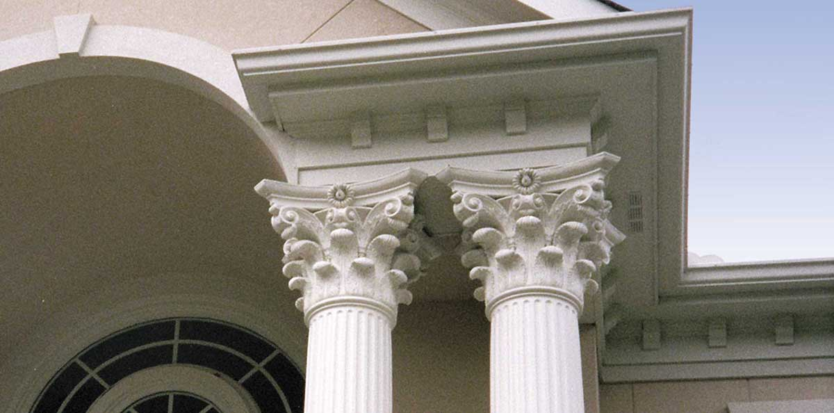 Corinthian Columns Roman Corinthian Columns Pacific Columns, Inc
