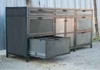 Combine 9 | Industrial Furniture  Industrial File Cabinet