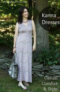 Casual Comfort and Style with Karina Dresses