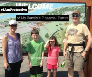 #IAmProtective of My Family's Financial Future #cbias #shop