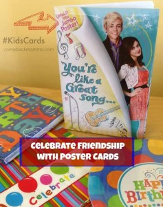Celebrate Friendship with Poster Cards from Hallmark #KidsCards #Shop #CollectiveBias