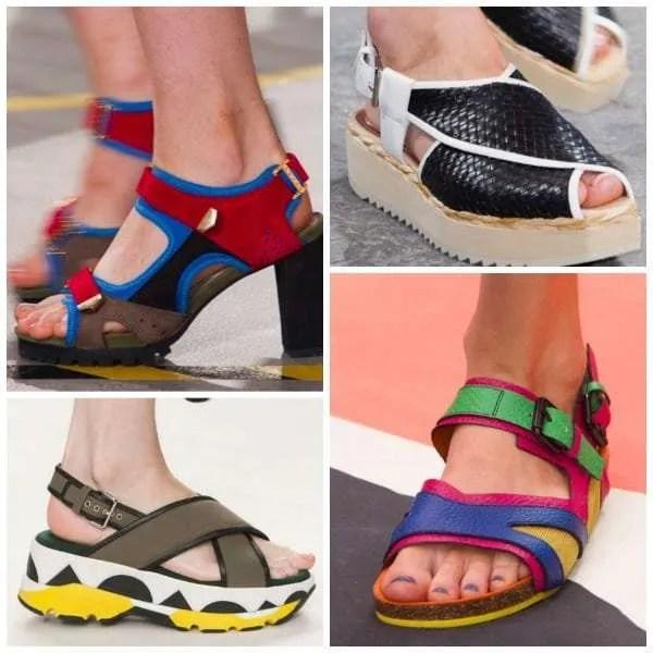 Shoe Trends for Spring/Summer 2015
