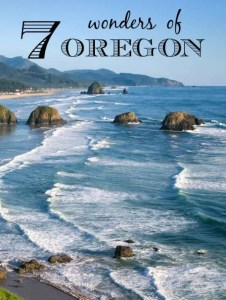 The 7 Wonders of Oregon