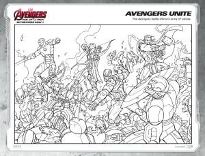 Avengers Printables
