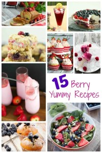 15 Delicious Berry Recipes
