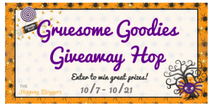 Gruesome Goodies Giveaway Hop
