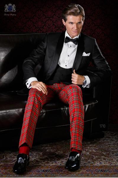 Tux  Groom suits Ottavio Nuccio Gala Black tie 2018 collection