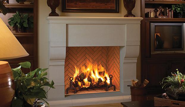 Woodburning Fireplaces | Comfort Living Fireplaces
