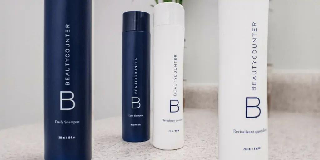 Beautycounter Shampoo & Conditioner Review