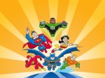 Super Buddies / Justice League