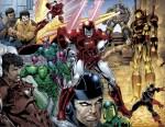Iron Man – Iron Works Wallpaper