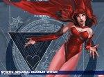 Scarlet Witch : Mistic Arcana (Aug.01.2007)